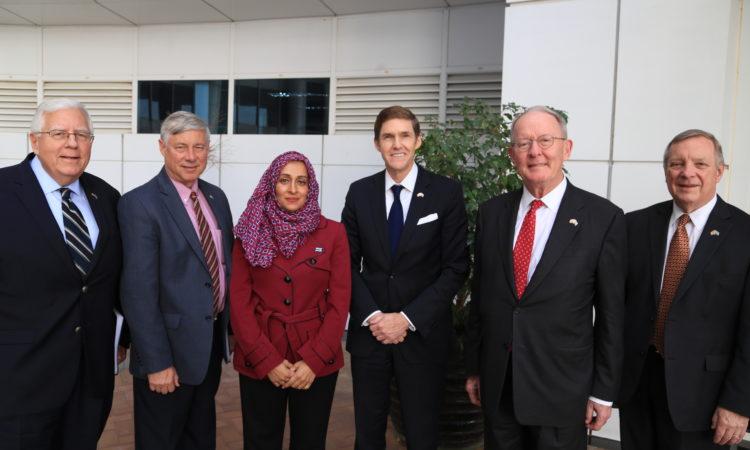 U.S. Congressional Delegation Visit to Botswana