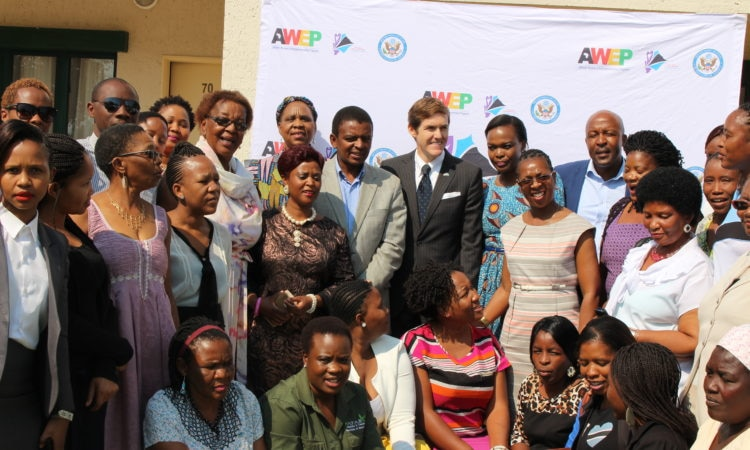 AWEP Botswana Chapter National Capacity Building Workshop