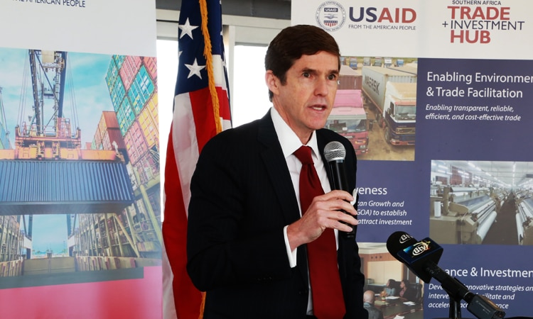USAID Opens New Southern Africa Trade and Investment Hub Office