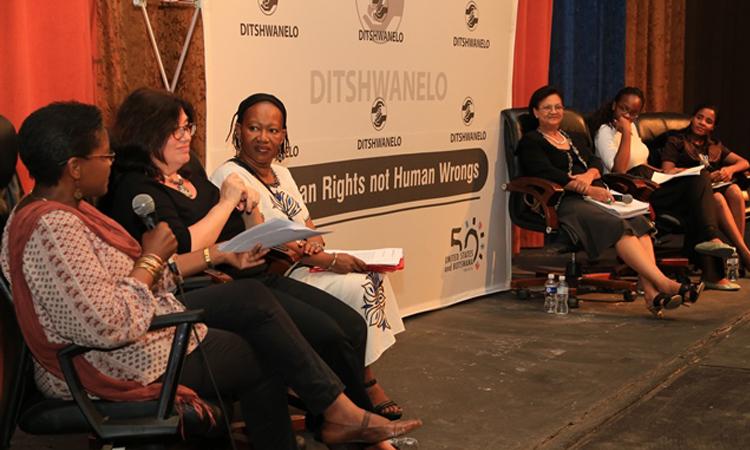 DITSHWANELO Human Rights Film Festival 2016