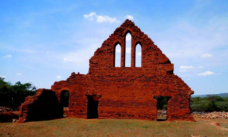 Old Palapye Church