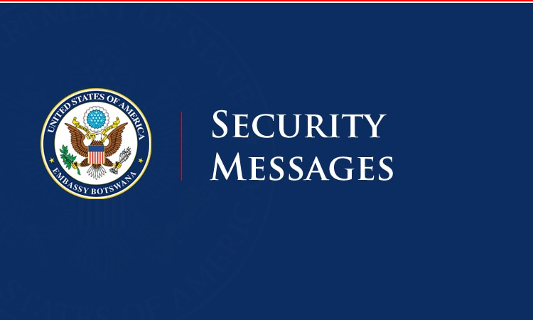 Security Messages and Warnings